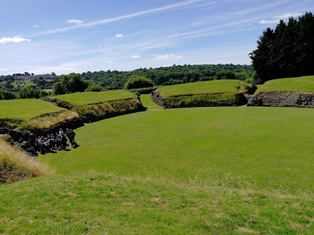 Amphitheatre Caerleon