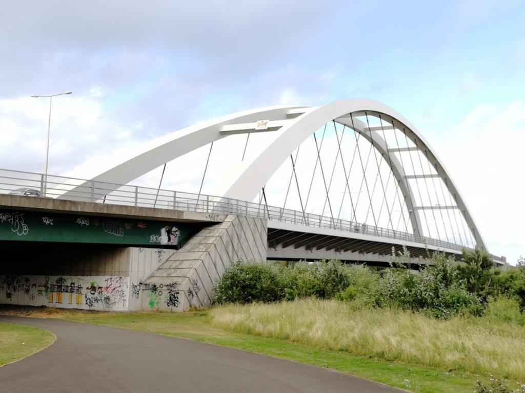 The New Bridge Newport