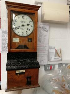 mill clock