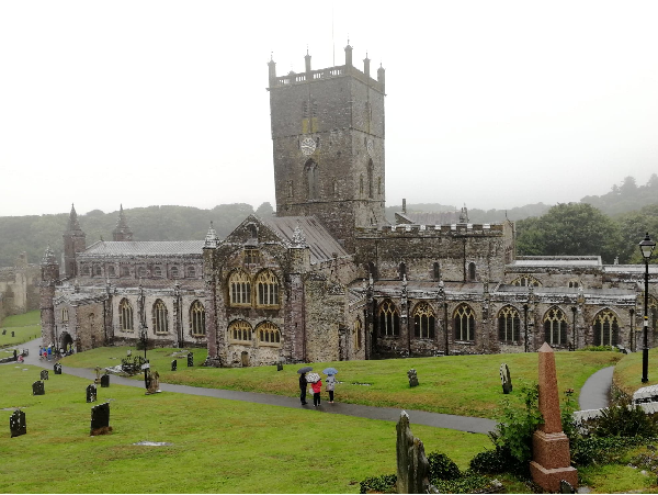 stdavids cathedral