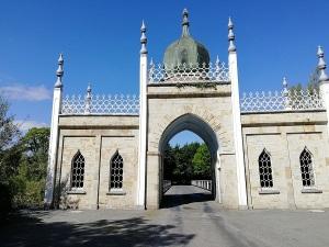 Dromena gate side 2