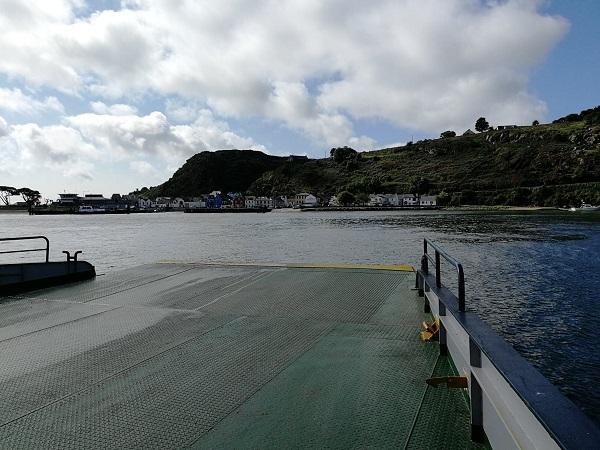 pe on ferry