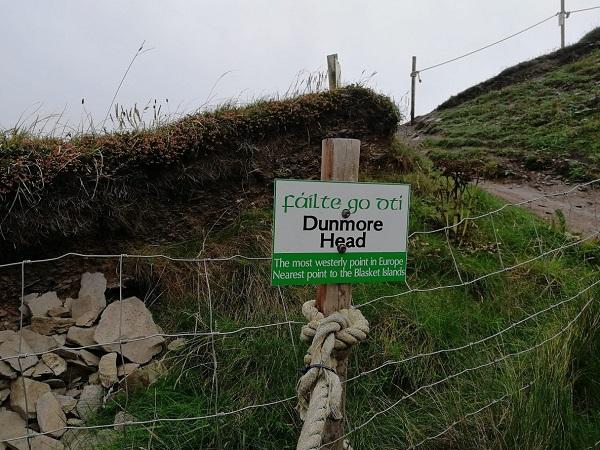 Dunmore head