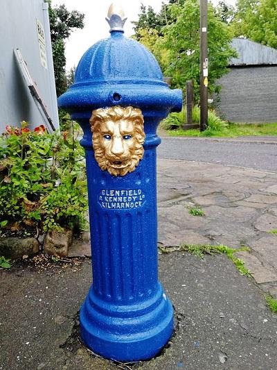 kilmarnock hydrant