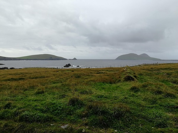 dunmore head and great blasket island