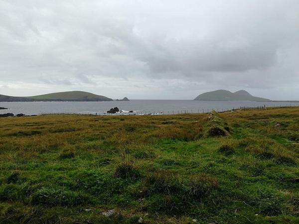 dunmore head and great blasket island